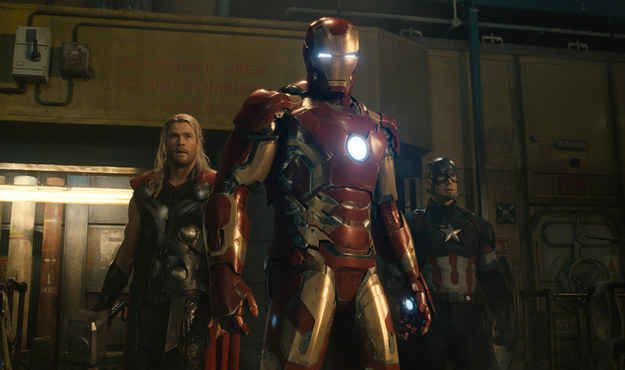 """""""Avengers: Age Of Ultron"""" Earns Second Biggest Opening Weekend Ever, """"The Avengers being first."""