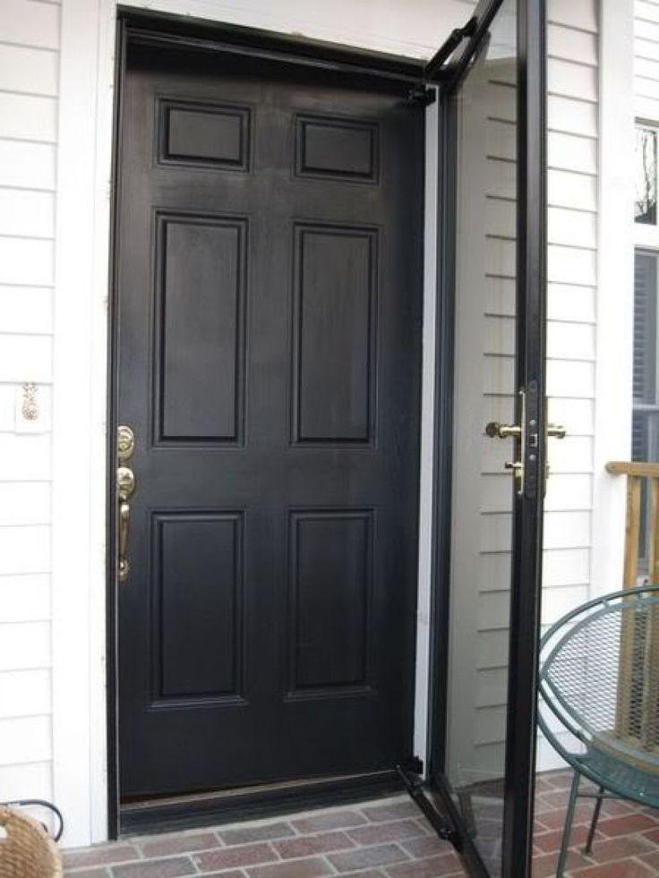 Best 25 painted storm door ideas on pinterest storm for Front door screen doors lowes