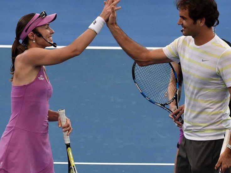 Roger Federer & Belinda Bencic vs Alexander Zverev & Andrea Petkovic Hopman Cup Live Tennis Scores