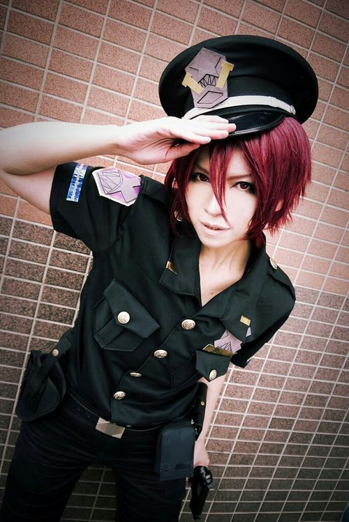 Cosplay - rin from free !