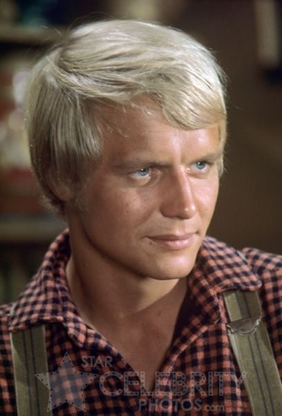 """David Soul in """"Here Come the Brides"""" 