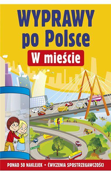 Zapraszamy dzieci na wielką wyprawę po Polsce. Razem z Igą zobaczą, ile fajnych rzeczy jest w mieście oraz jak nowoczesne i ciekawe są wielkie aglomeracje.