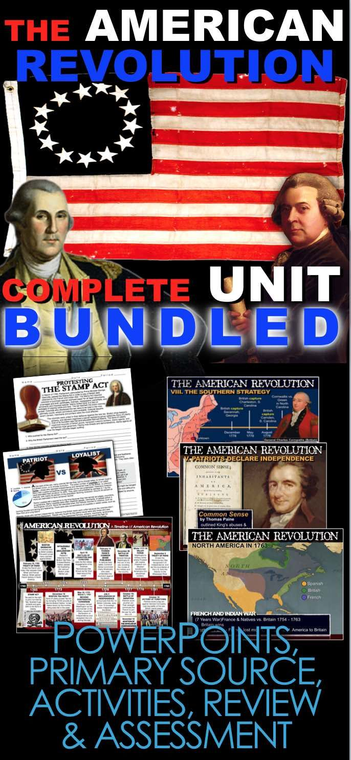 193785 best tpt social studies lessons images on pinterest american revolution unit causes war constitution ppts worksheets more publicscrutiny Images