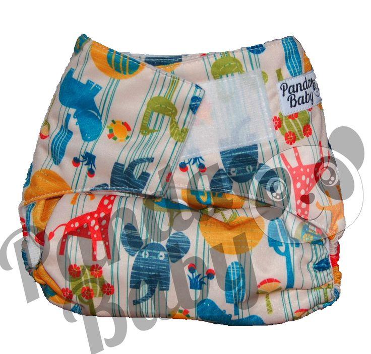 Swimmer met super schattige diertjes. #vrolijk www.pandababy.nl