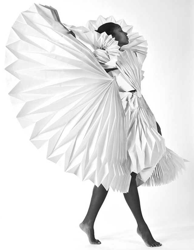 Stunning costumes made by Tara Keens Douglas. Hat tip to @strictlypaper. #design #fashion