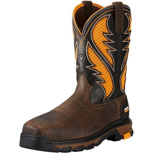 Wellington Steel Toe Work Boots