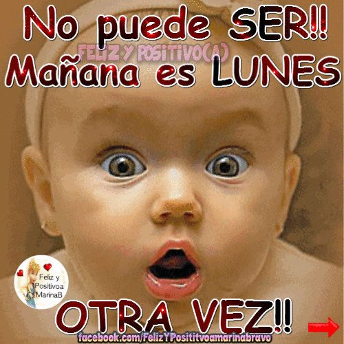 Positivoa: Mañana es Lunes