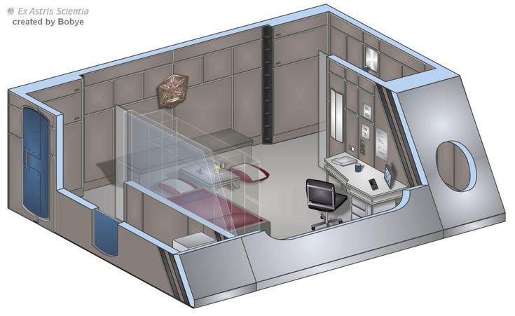 Star Trek Online Ready Room Or Conference Room