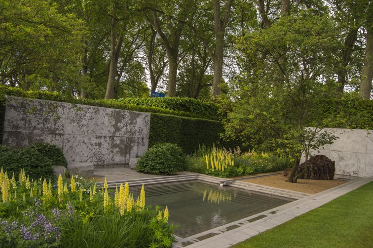 The Laurent-Perrier Garden Gold & Best in Show at the RHS Chelsea Flower Show 2014