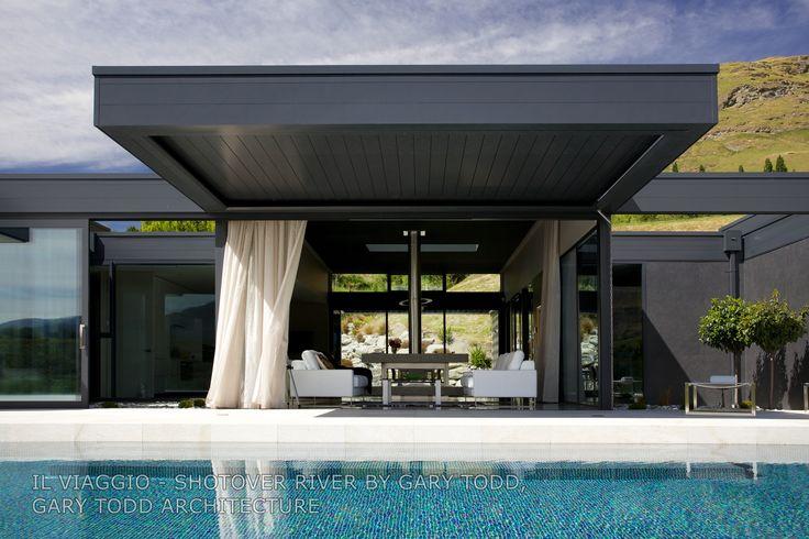 National Winner 2014 ADNZ   Resene Architectural Design Awards - Designed by Gary Todd #ADNZ #Architecture #Awardwinning