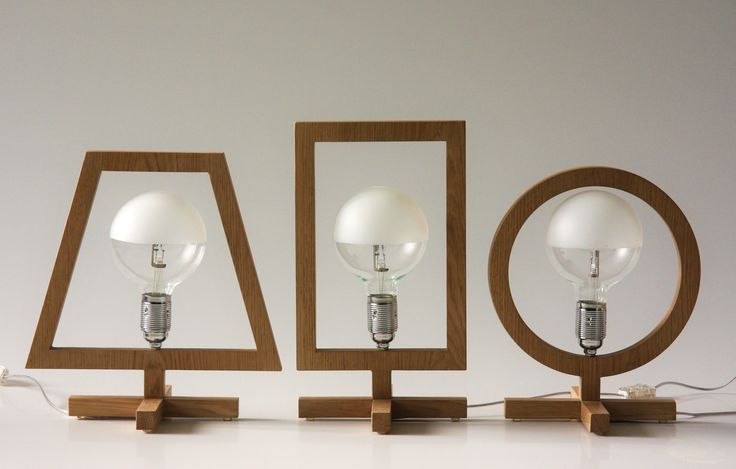 Pinterest the world s catalog of ideas for Lampade in legno design