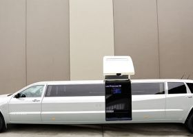 Bellagio Limousines - Grand Cherokee Pearl White Jeep Limousine <3 http://www.bellagiolimousines.com.au/