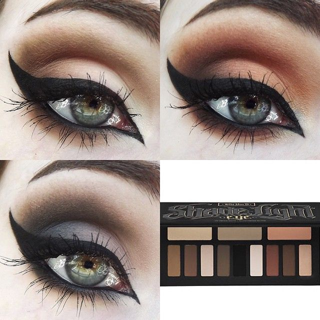 @katvondbeauty Shade and Light Eye Palette