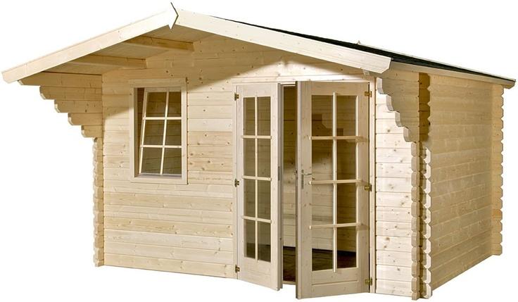 Blokhut / tuinhuisje model Classic CD 5000 van Bear County - Maison et décoration - Jardinage - Bear County