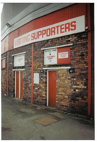 | Flickr - Photo Sharing!  Visiting Supporters Turnstiles Victoria Ground Stoke.