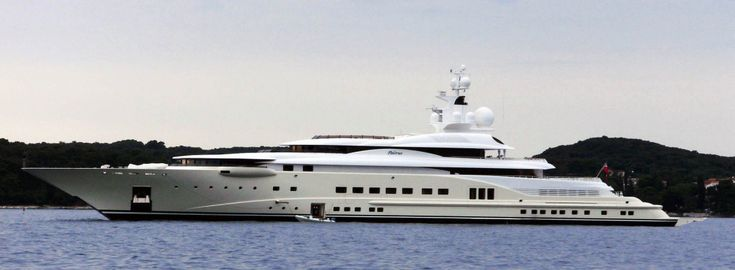 Top 13 Most Expensive Yachts in the World - Pelorus - Rich and Loaded