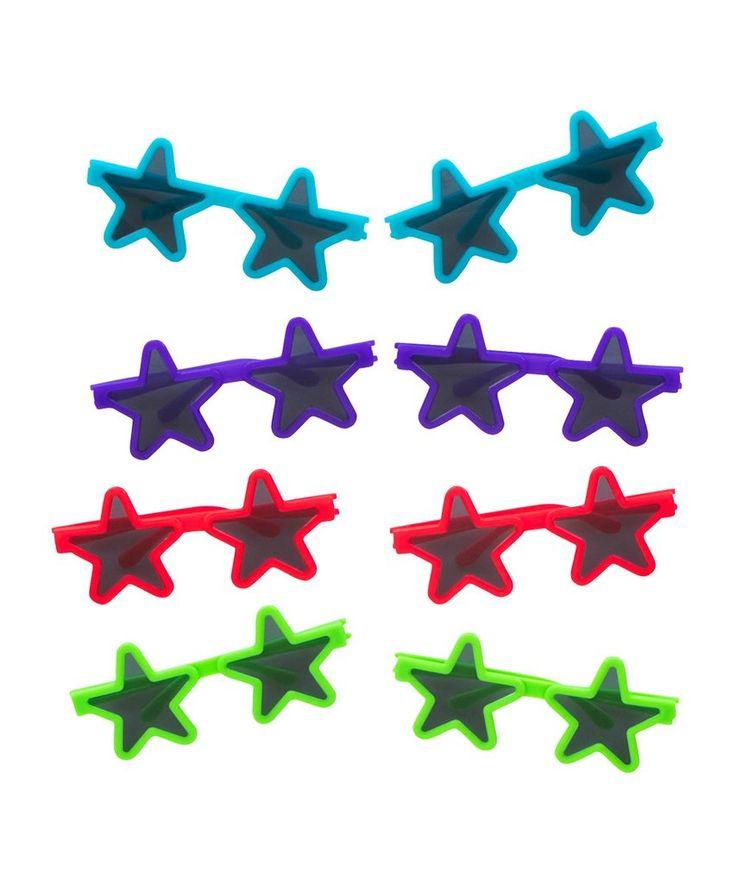 Favors Star Glasses