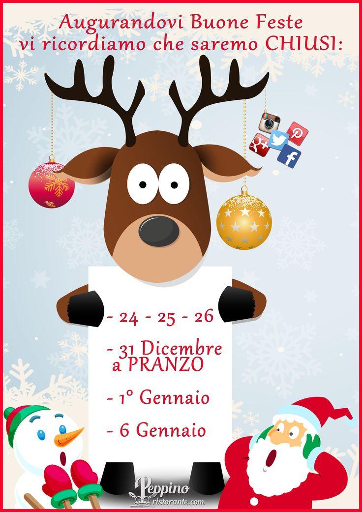 #merrychristmas #christmas2016 #buonefeste #buon #natale #natale2016 #peppinoristorante