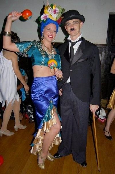 The 27 best images about Carmen Miranda Style on Pinterest - grown up halloween costume ideas