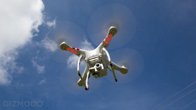 DJI Phantom 2 Vision+ Review: Buttery Smooth Quadcopter Video