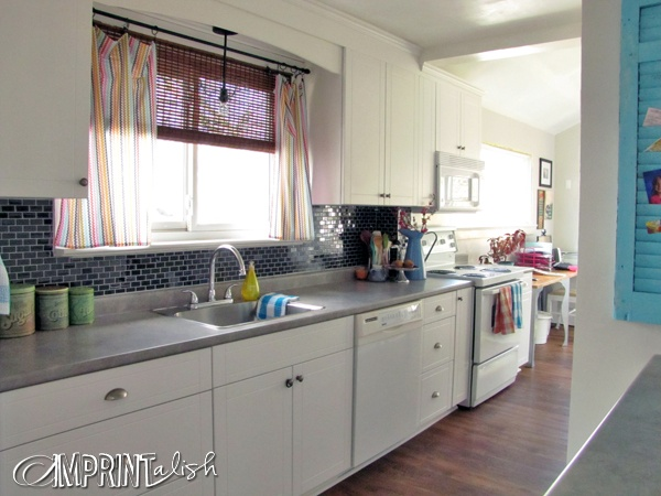 17 best ideas about galley style kitchen on pinterest for Galley kitchen without upper cabinets