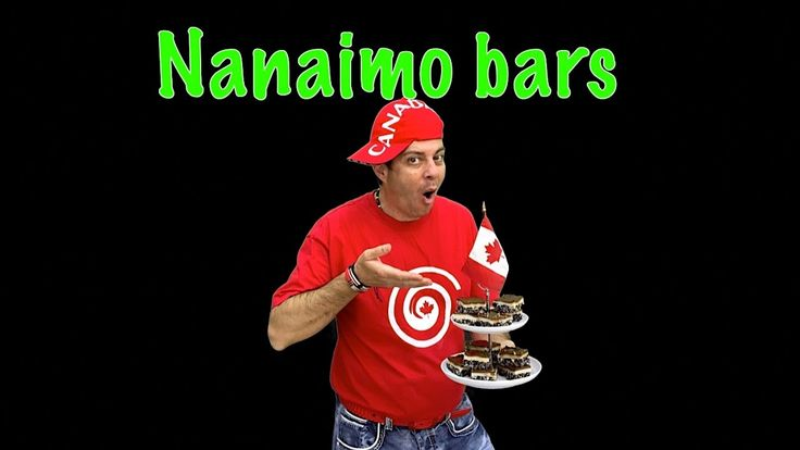 Best Nanaimo bars recipe, easy, no baking