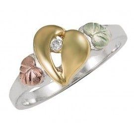 Black Hills Ezüst Gyűrű