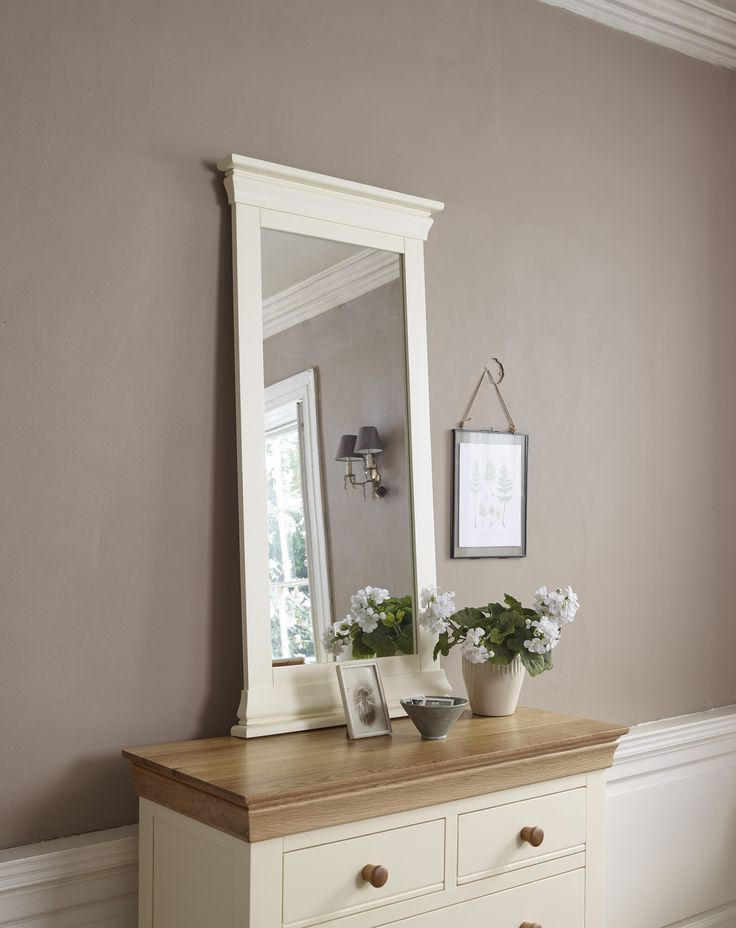 Wall Mirrors Are Great For Bouncing Light Around The Room And Helping It  Look And Feel Bigger. With This Country Cottage Wall Mirror, You Can Give  Your Room ...