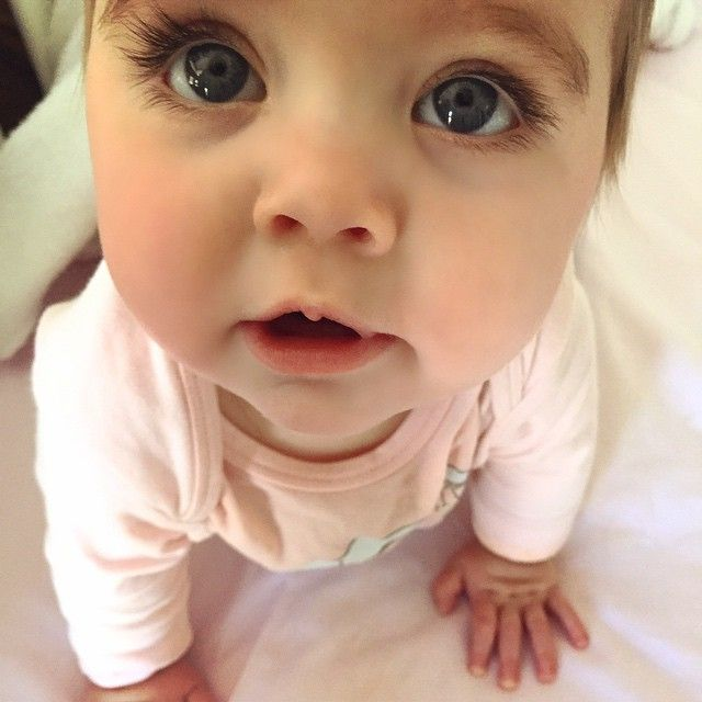fortafy ~ Instagram : Most beautiful baby ever .. *~ _ May ...