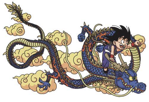 Son goku més el drac xèron                                                                                                                                                                                 Más