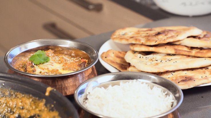 Denne indiske retten er blant kokken Sarita Sejhpals favorittretter.     Serveres med ris og gjerne med annet tilbehør som nanbrød, raita og chutney.    Retten blir vist frem i VGTV-serien Signaturretten.    Oppskrift: Sarita Sejhpal