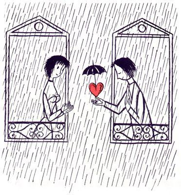 Protéger coute que coute l'amour goutte par goutte