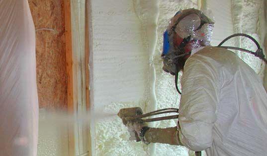 207 best materials images on pinterest backyard ideas for Alternatives to spray foam insulation