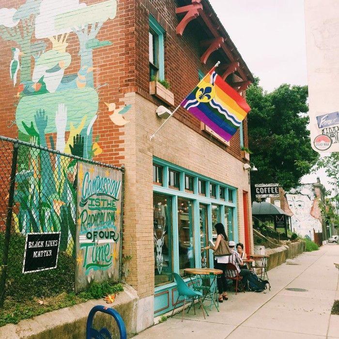 13 Unique coffee shops in Missouri