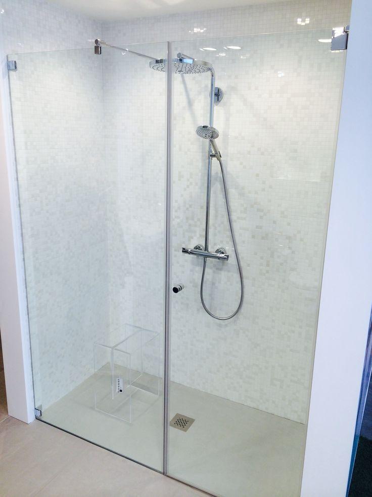 Beispiel große Dusche (Attalla) Große dusche, Dusche
