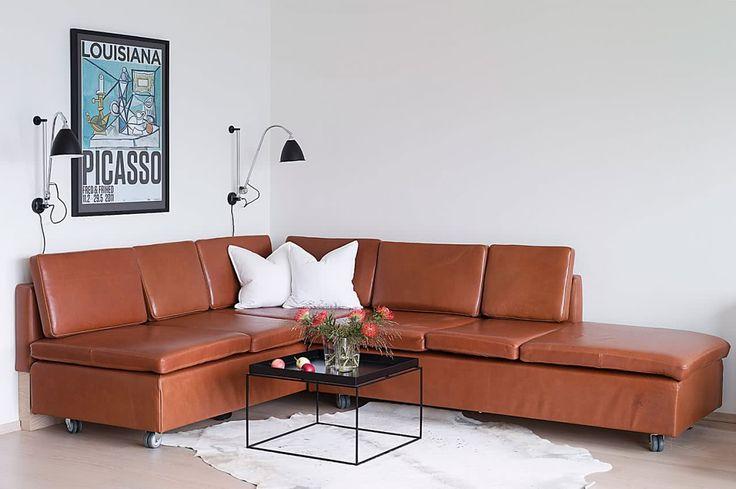 Custom designed sofa // by Romlaboratoriet AS