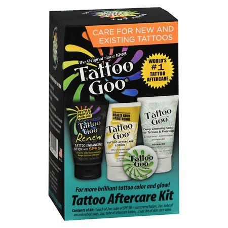 The Original Tattoo Goo Tattoo Aftercare Kit - 1 ea
