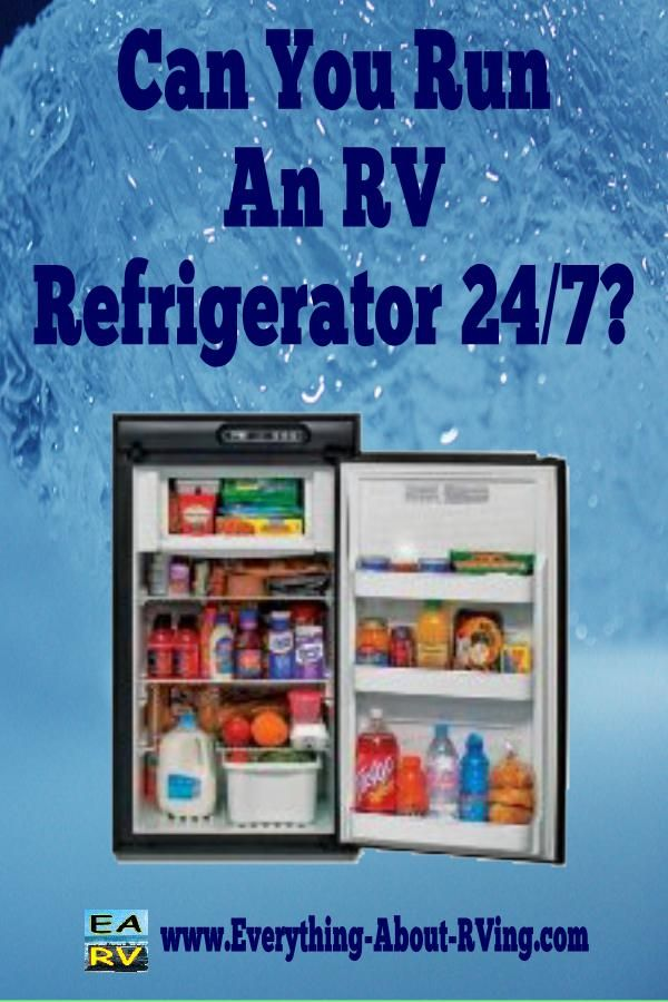 Here is our answer to: Can You Run An RV Refrigerator 24/7? Since your Truck…