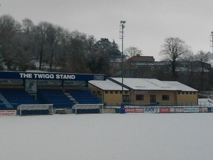 Twitter / Matlock_TownFC: Pictures from the ground #1 ...