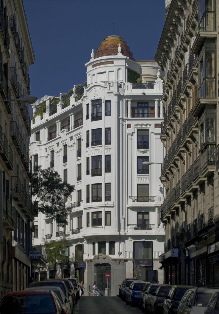calle g nova 15 arquitectura madrid arquitectura en