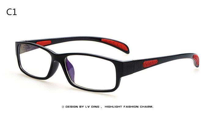 Fashion Men Women Eyeglasses Frames TR90 Frame High Quality Men Reading Glasses Frames Optical Eyewear Frames Isn`t it awesome? Visit us