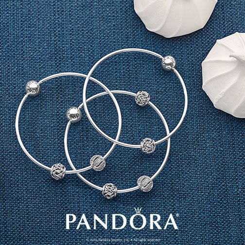Complement your everyday looks flawlessly with PANDORA's ESSENCE COLLECTION. Today's the last day to pick up an ESSENCE bangle and a select charm for $75. Click for full details: http://go.pandora.net/2bIDZ6A