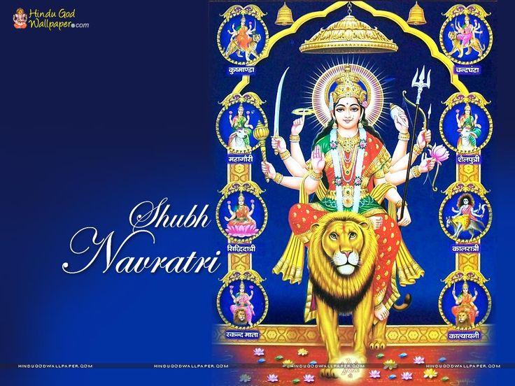 Navratri Special Wallpaper Download