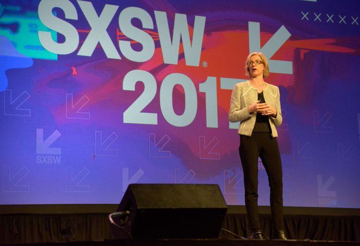 CRISPR pioneer Jennifer Doudna shines hope on the future of genetic modification at SXSW