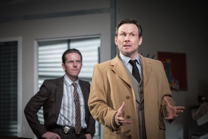 Glengarry Glen Ross: A First Rate Play About Second Rate Men      Not a tartan bonnet in sight. http://londonist.com/london/on-stage/death-of-several-salesmen-glengarry-glen-ross-at-playhouse-theatre?utm_campaign=crowdfire&utm_content=crowdfire&utm_medium=social&utm_source=pinterest