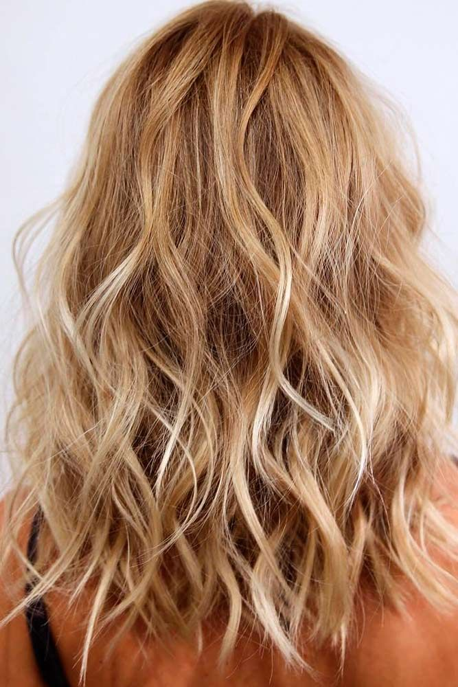 medium length curly hair styles 17 best ideas about wavy hairstyles on 2067 | 8a1a5255720241c9e840548259391a62