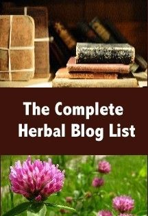 A list of herbal blogs including the sites already mentioned on this board.