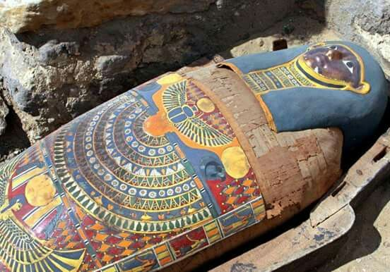 Egypt to restore hundreds of pharaonic era coffins - The Archaeology News Network http://po.st/qlKahT  Share by Edith Cruz