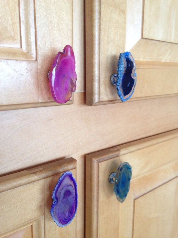 78 best Knobs- agate images on Pinterest | Agate coasters, Agate ...