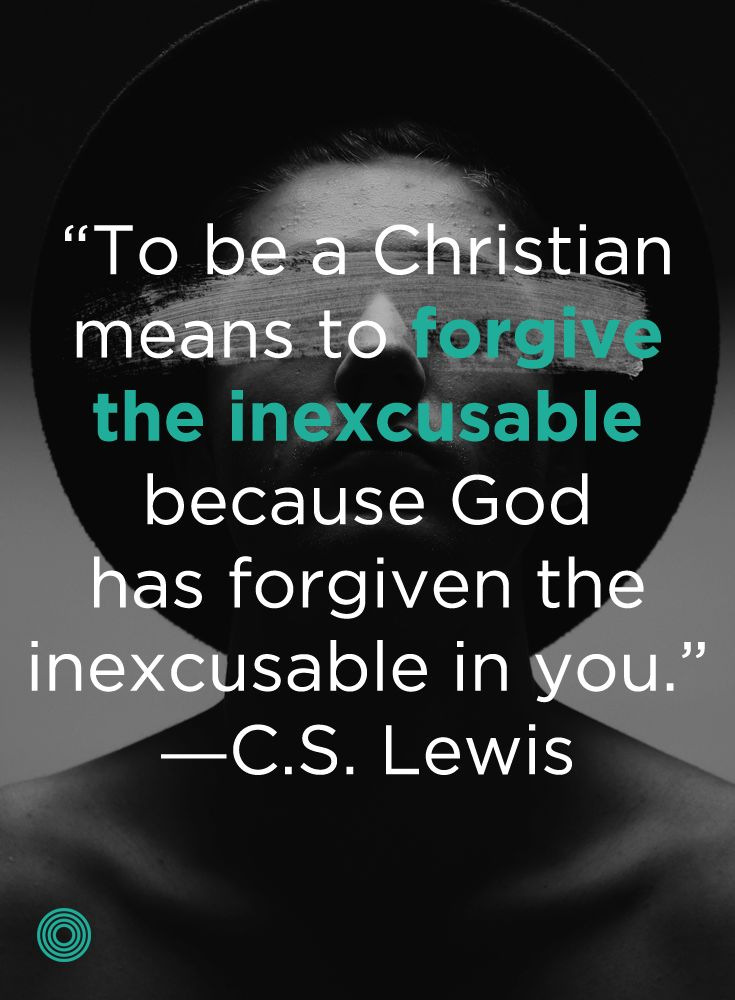 Another great quote by C.S. Lewis